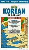 Holt, Daniel D.: Korean at a Glance