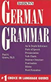 Graves, Paul G.: German Grammar