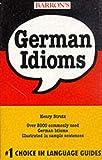 Strutz, Henry: German Idioms