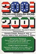 2001 Italian and English Idioms by Daniela…