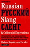 Adler, Eve: Dictionary of Russian Slang and Colloquial Expressions