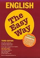 English the Easy Way by Harriet Diamond