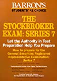 Walker, Joseph A.: Barron's How to Prepare for the Stockbroker Exam: Series 7