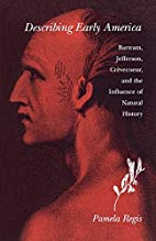 Describing Early America: Bartram,…