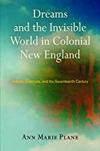 Dreams and the invisible world in colonial…