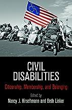 Civil Disabilities: Citizenship, Membership,…