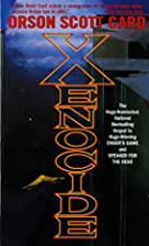 Xenocide (The Ender Quintet) by Orson Scott…