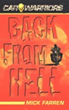 Back From Hell by Mick Farren