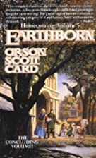 Earthborn by Orson Scott Card