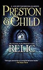 Relic (Pendergast, Book 1) by Douglas…