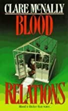 Blood Relations by Clare McNally