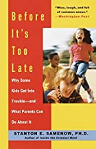 Before It's Too Late: Why Some Kids Get Into…