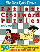 New York Times Easiest Crossword Puzzles,…