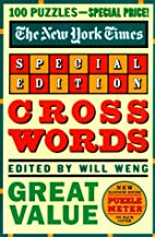 New York Times Special Edition Crosswords,…