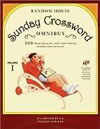 Random House Sunday Crossword Omnibus,…
