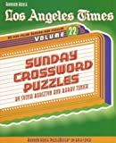 Bursztyn, Sylvia: Los Angeles Times Sunday Crossword Puzzles