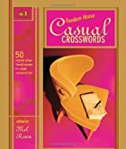 Random House Casual Crosswords, Volume 5 by…