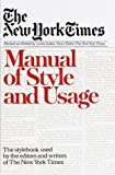 Jordan, Lewis: The New York Times Manual of Style and Usage