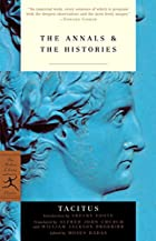 The Annals & The Histories by Tacitus