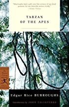 Tarzan of the Apes (Modern Library Classics)…