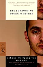 The Sorrows of Young Werther by Johann…