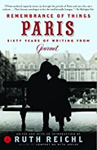 Remembrance of Things Paris: Sixty Years of…