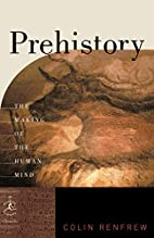 Prehistory: The Making of the Human Mind by…