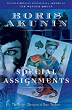 Special Assignments: The Further Adventures…