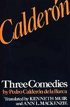 Three Comedies (Studies in Romance…