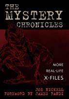 The Mystery Chronicles: More Real-Life…