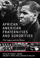 African American Fraternities and…
