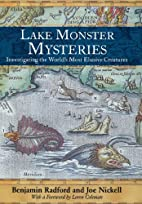 Lake Monster Mysteries: Investigating the…