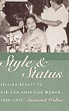 Style and Status: Selling Beauty to African…