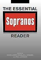 The Essential Sopranos Reader (Essential…