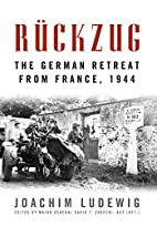 Rückzug: The German Retreat from…