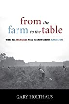 From the Farm to the Table: What All…