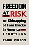 Wilson, Carol: Freedom at Risk: The Kidnapping of Free Blacks in America, 1780-1865