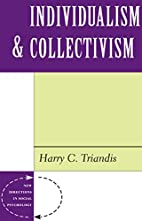 Individualism and Collectivism (New…