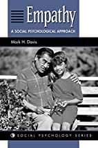 Empathy : a social psychological approach by…