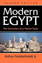 Modern Egypt: The Formation of a Nation…