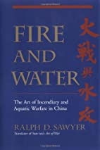 Fire And Water: The Art Of Incendiary And…