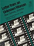Wexman, Virginia W.: Letter from an Unknown Woman