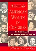 African American Women in Congress: Forming…