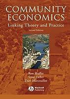 Community Economics: Linking Theory and…