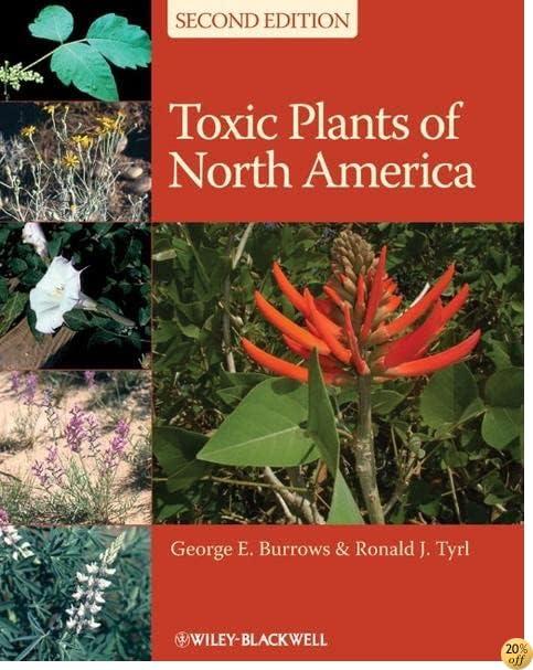 TToxic Plants of North America