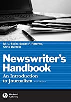 Newswriter's Handbook: An Introduction…
