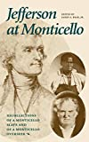 Bear, J.A.: Jefferson at Monticello