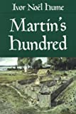 Hume, Ivor Noel: Martin's Hundred