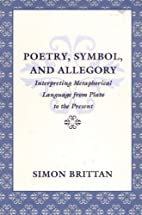 Poetry, Symbol, and Allegory: Interpreting…