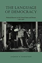 The Language of Democracy: Political…
